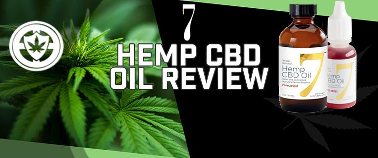 7 Hemp Cbd Oil Reviews