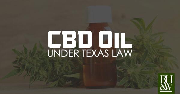 Is Cbd Hemp Oil Legal In Texas