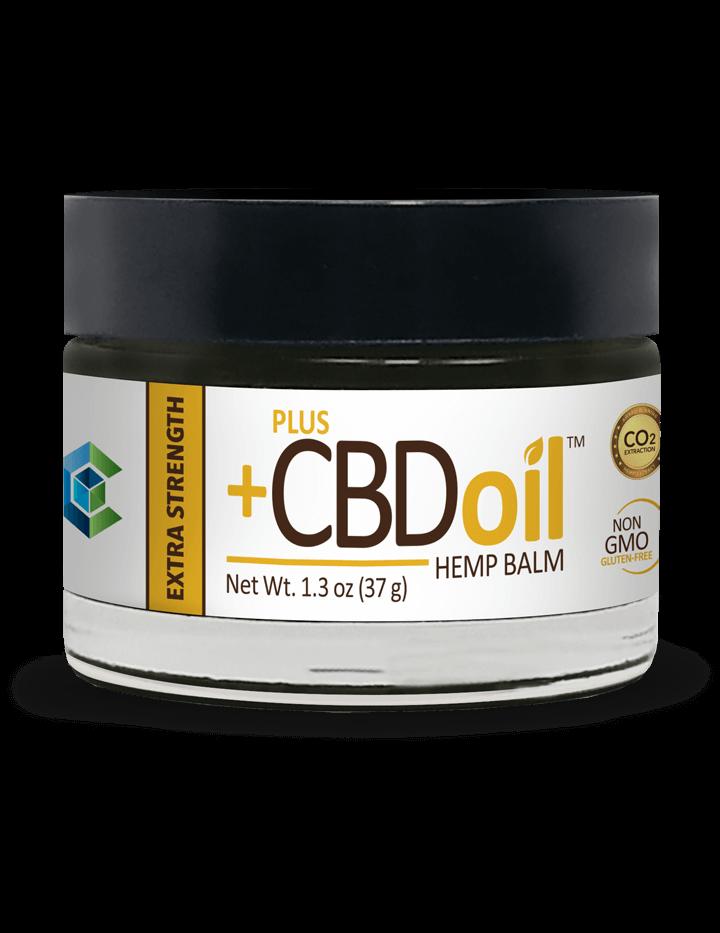 Cbd Oil Balm Extra Strength For Pain