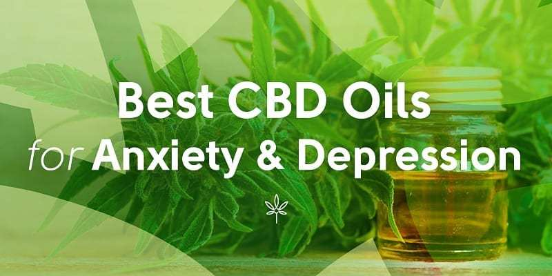 Cbd Oil For Depression And Anxiety