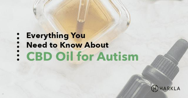 How Does Cbd Oil Work For Autism