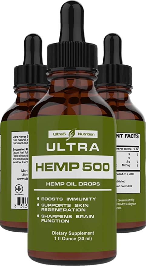 Best Hemp Oil For Pain