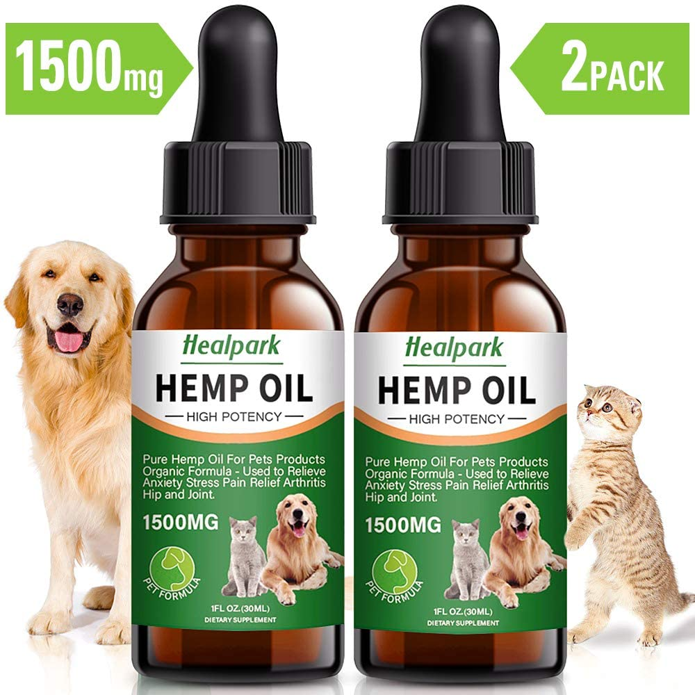 Dog Hemp Oil