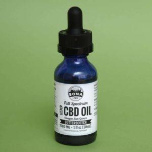cbd oil oregon company
