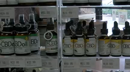 cbd oil california brands