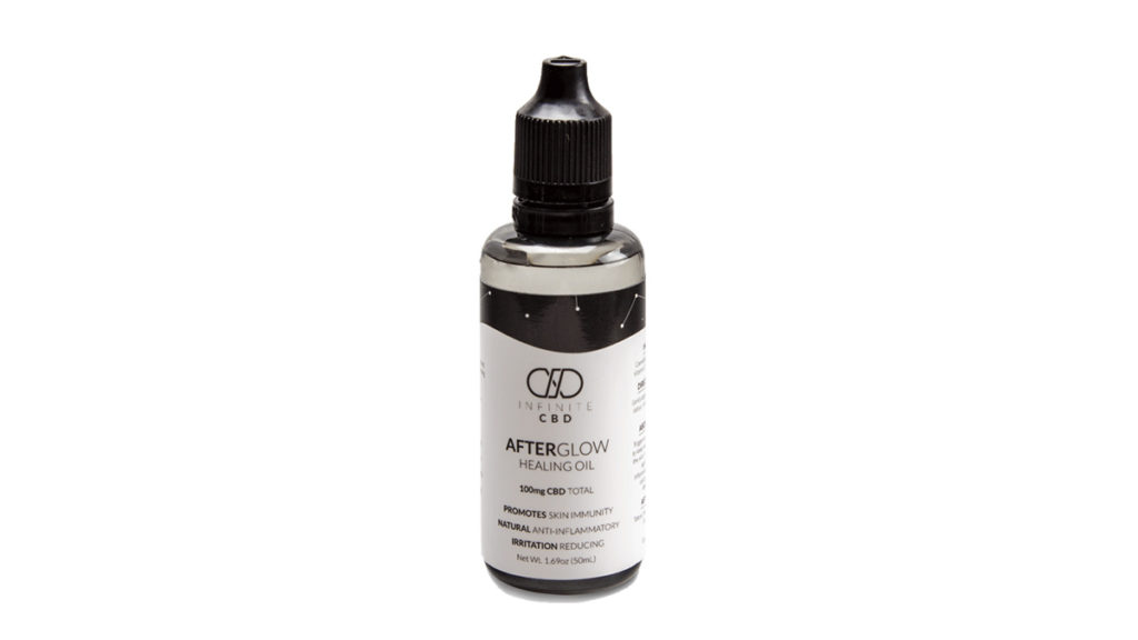 Infinite Cbd Afterglow Healing Oil 100 Mil What Happens If You Put Drops Under Tongue
