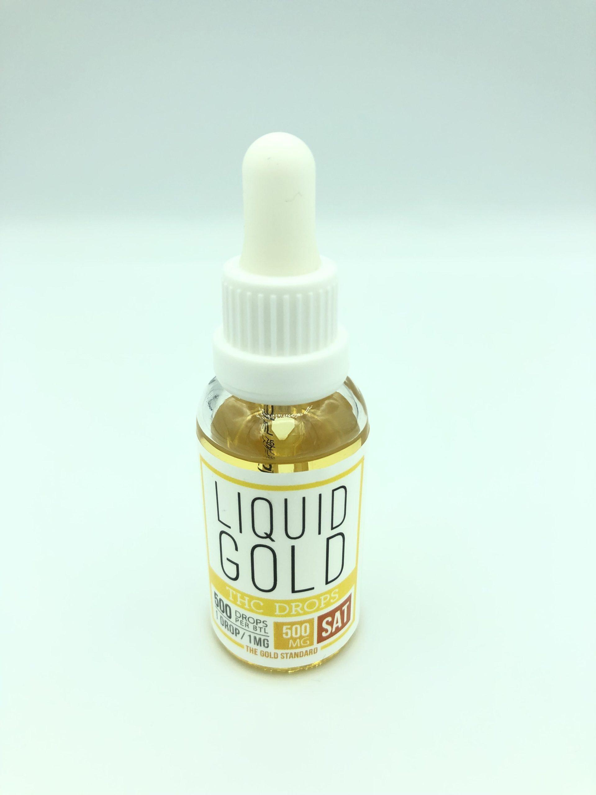 Liquid Thc Drops