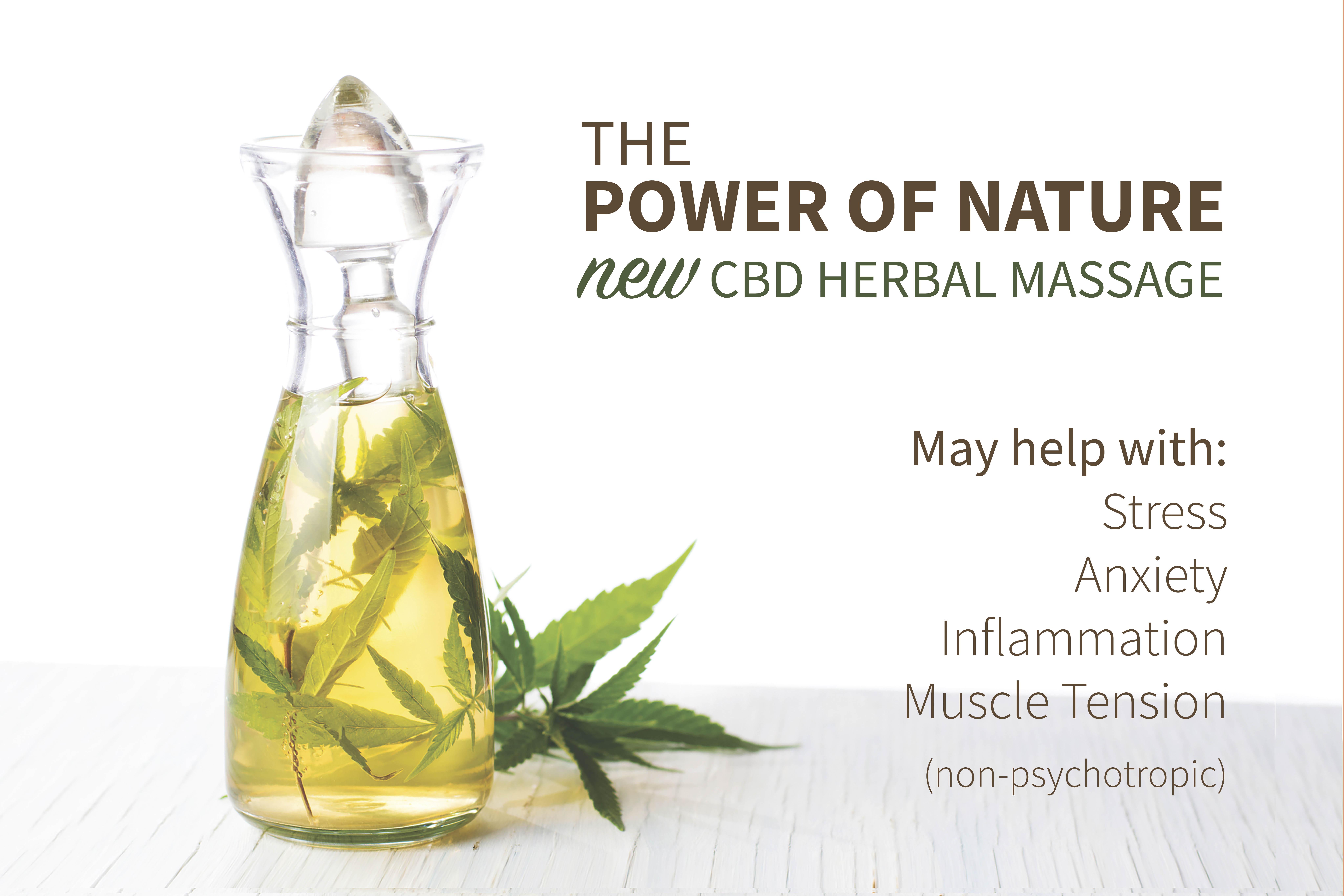 Why Use Cbd Oil In Massage
